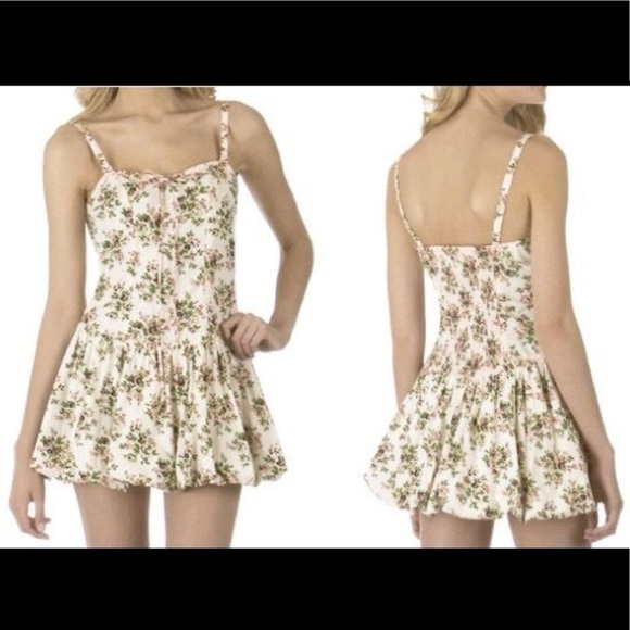 Tracy Feith Dresses & Skirts - Tracy Feith floral dress